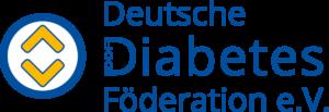 Deutsche Diabetes Föderation Logo