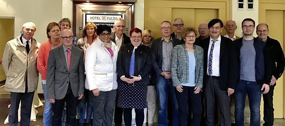Mitgliedertagung Fulda 2016