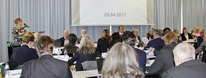 Mitgliederversammlung BAG SELBSTHILFE