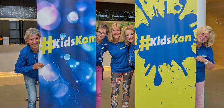 KidsKon Team