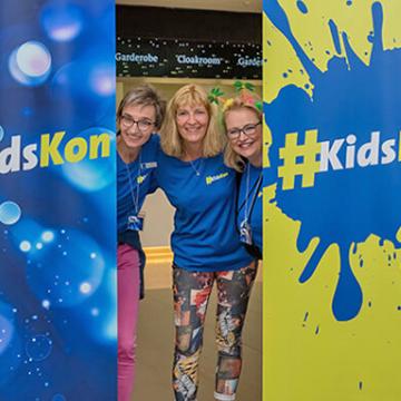 Kidskon-Team Info zum Kidskon allgemein