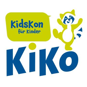 Kiko Titelbild mit Kiko, dem Waschbären