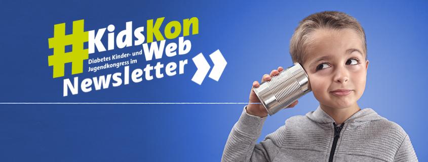 #KidsKonWeb Nesletter Header