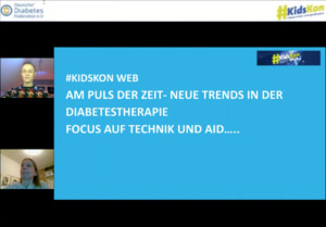 #Kidskonweb Digitales Meeting neue Trends II