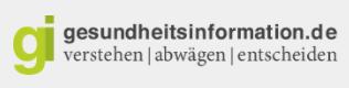 Gesundheitsinformation Logo