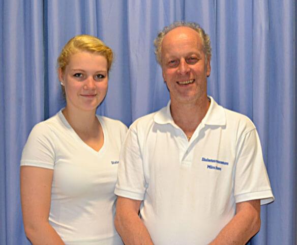 Anja und Werner Neumann