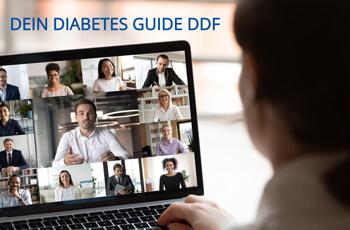 Dein Diabetes Guide DDF - Videosprechstunde